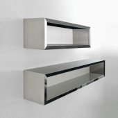 Inox Wall Rack