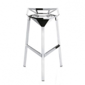 Stool_One Aluminium