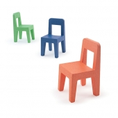 Seggiolina Pop Children's Chair