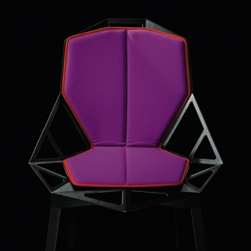 Chair_One Cushion