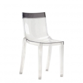 Hi-Cut with Clear Seat