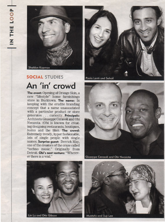 NOVEMBER 2001  CHICAGO TRIBUNE MAGAZINE