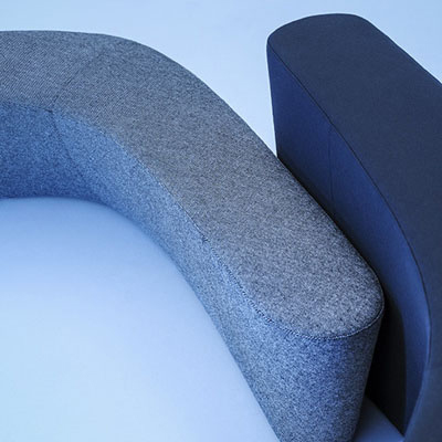 Polar Perch Sofa Amp Bench Designed By Pearson Lloyd